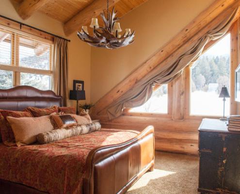 Short Hill Homestead Bedroom