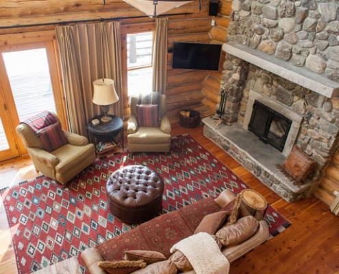 Short Hill Homestead Interior