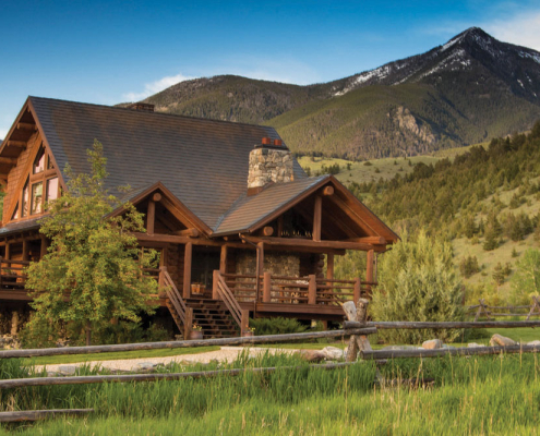 Short Hill Yellowstone